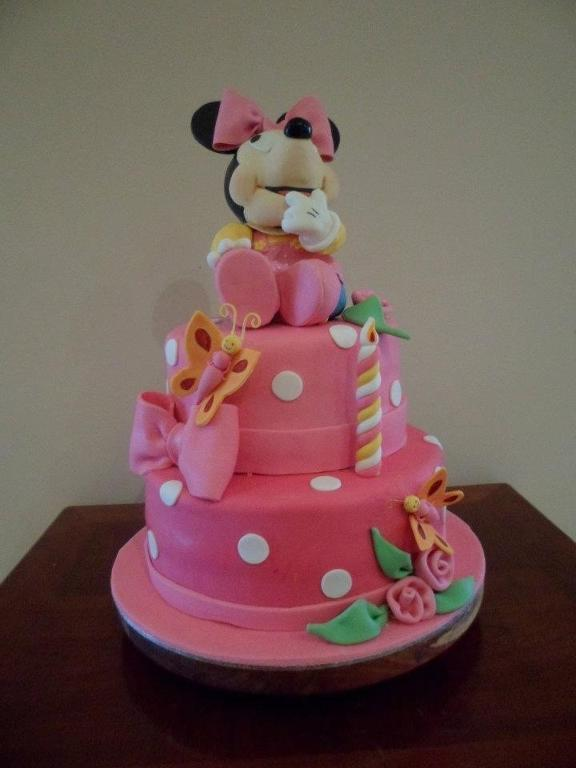 Decorated cakes for girls (6)